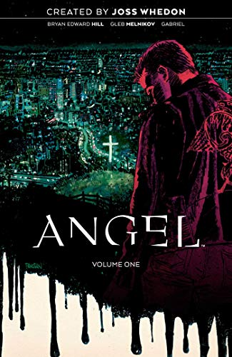 Angel Vol. 1: Being Human (1) from BOOM! Studios