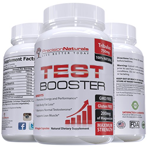 Testosterone Booster Capsules Men Supplement product image