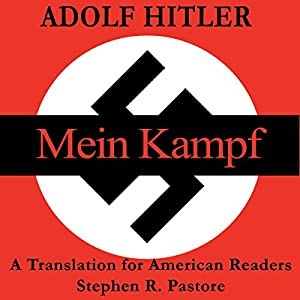 Mein Kampf: A New Translation for American Readers Audiobook