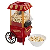 Godskitchen Electrics OFP-501 Vintage Collection, Stainless steel high quality Hot Popcorn Maker Machine