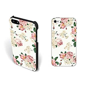 Pretty Flower Design Print Case For Samsung Note 3 Cover Vogue Floral Custom Design Hard Plastic Case For Samsung Note 3 Cover Case Skin Personalized Screen Protector.