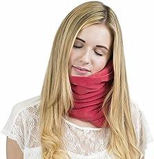 Trtl Pillow - Almohada de viaje supersuave con apoyo para el cuello científicamente probado - apto para lavadora