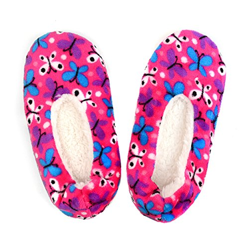 Women's Joyous Butterflies House Slippers