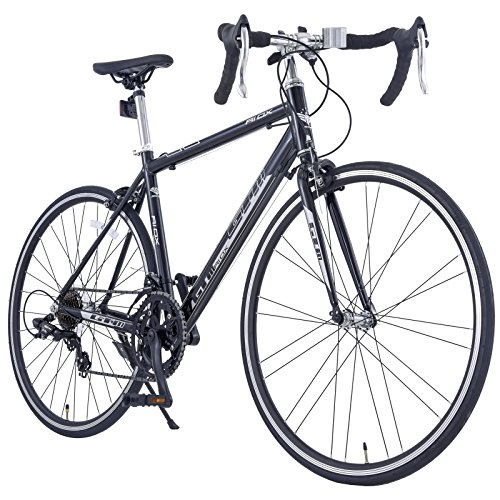 GTM Shimano 700Cx54C Road Bike 14 Speed Racing Bicycle Aluminum Frame Steel Fork Best Price