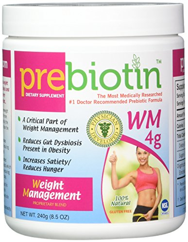 Prebiotin Weight Management, 8.5 Ounce