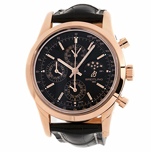 Breitling Transocean Automatic-self-Wind Male Watch (Certified Pre-Owned)