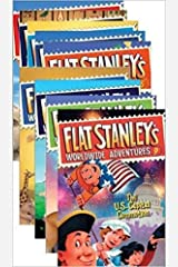Flat Stanley's Worldwide Adventures, Books 1-9 Paperback
