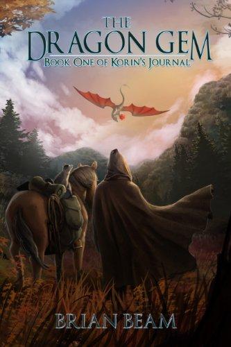 Dragon Gem Korins Journal Book ebook product image