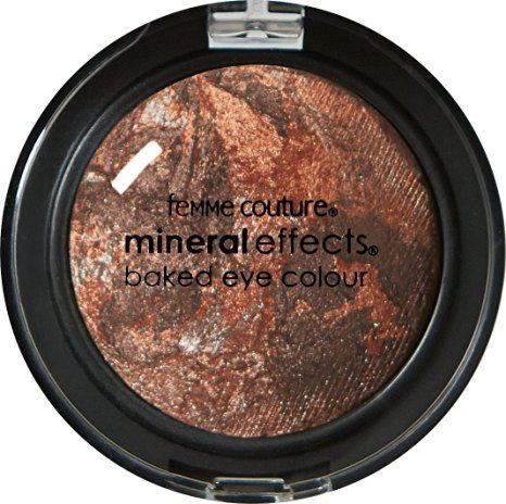 Femme Couture Mineral Effects Baked Eyeshadow Downtown Brown Downtown Brown