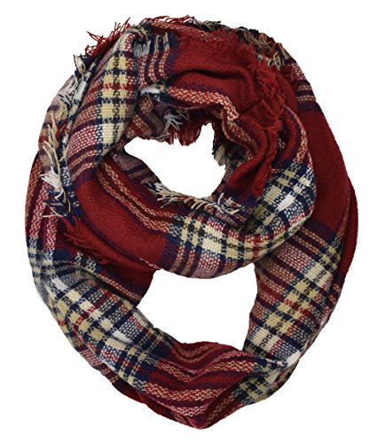 Nom Classic Plaid Pattern Infinity product image