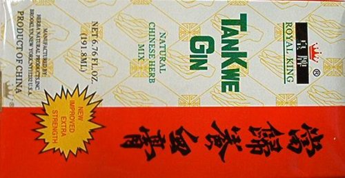 Tankwe Gin-natural Chinese Herb Mix