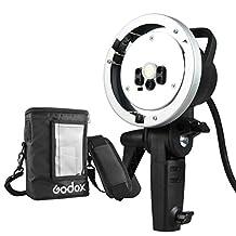 Godox AD-H600B 600W Flash Head Protable Off-Camera Light Lamp and PB600 Bag for Godox Witstro AD600B AD600BM (Bowens Mount)