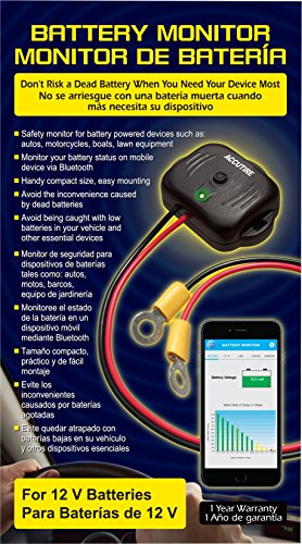 Accutire Ms 51 Bluetooth Battery Monitor Buy Online In
