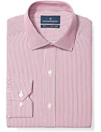 Men's Tailored Fit Non-Iron Dress Shirt (Discontinued Patterns)
