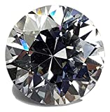 Jewels of New York Cubic Zarcinoa Decorative Household Office Store Display (Assorted Sizes) (18mm (36 carats) Round)
