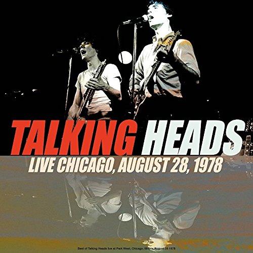 Talking Heads - Best of Live Chicago, August 28, 19 [Vinyl LP] (1 LP)