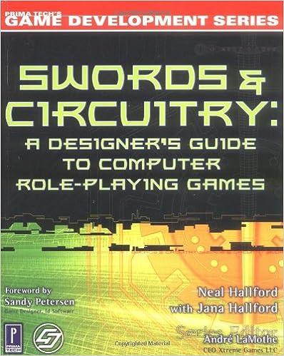 Amazon.com: Swords & Circuitry: A Designer\'s Guide to Computer Role ...