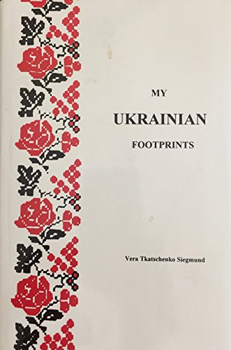 My Ukrainian footprints