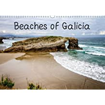 Beaches of Galicia 2016: The unspoilt beaches of northwest Spain.