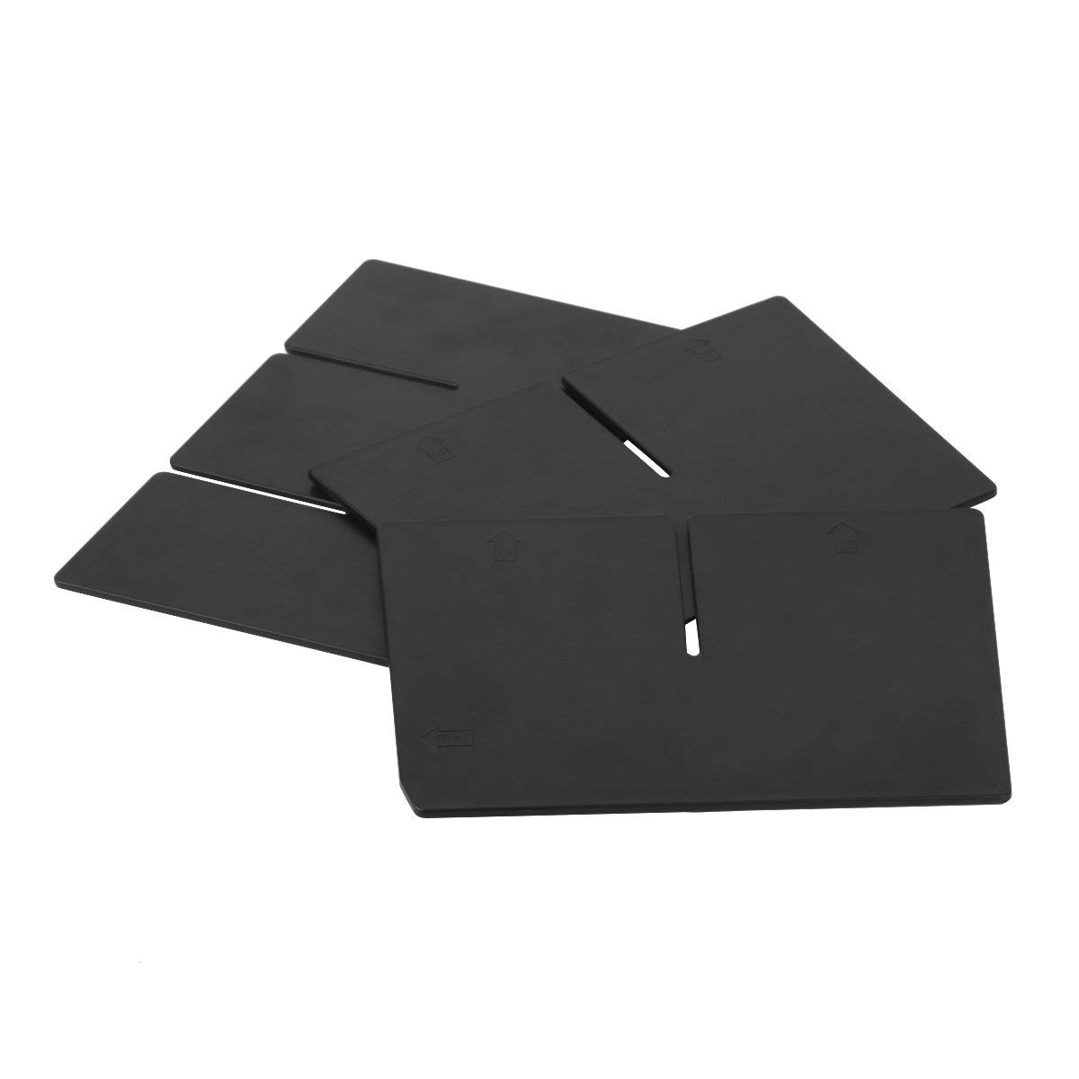 Black JMgist Center Console Organizer Armrest Insert Car Storage Console Organizer for Toyota Tacoma 2016-2019