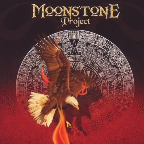Moonstone Project: Rebel on the Run (Audio CD)