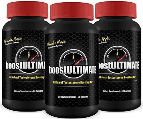 boostULTIMATE - # 1 Évalué Testostérone avec 100% Remises garantie - augmenter l'endurance, de la taille, de l'énergie et plus - 3 mois d'approvisionnement