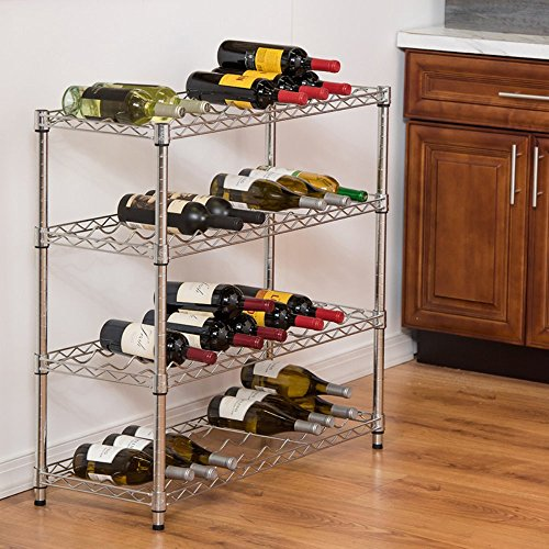 Trinity Wine Rack
