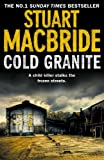 Front cover for the book Cold Granite by Stuart MacBride