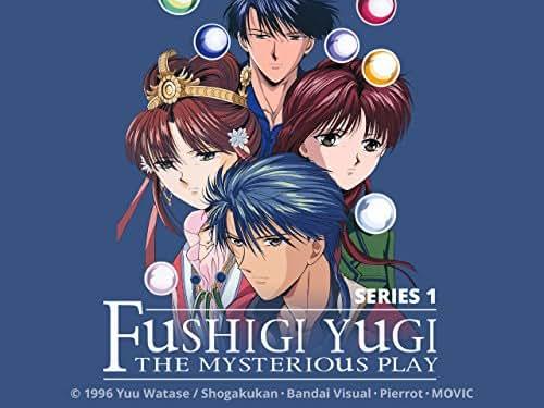 Fushigi Yugi OVA 1 (English Dubbed)