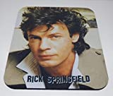 Best Poster Of The 80s Dvds - RICK SPRINGFIELD 80s Era COMPUTER MOUSE PAD Review