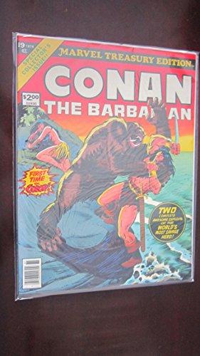 Marvel Treasury Edition - Conan the Barbarian - Vol. 1, No. 19, 1978 (1978 Marvel Comic Book)