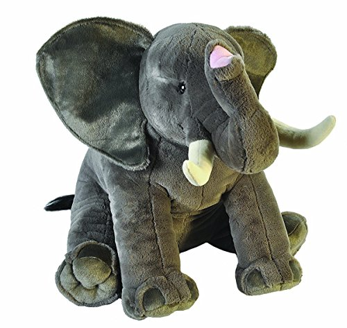 Wild Republic African Elephant (Wild Republic Cuddlekins Elephant)