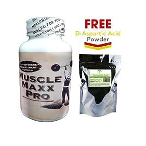 M.M.P. Bodybuilding Supplement + FREE D-Aspartic Acid 100 Grams