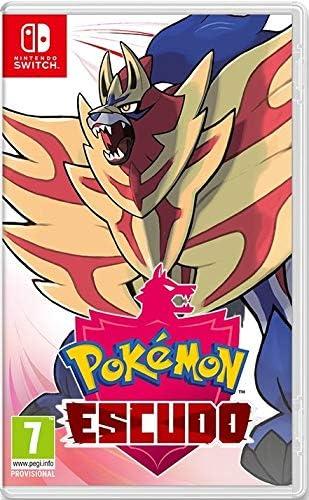 Pokémon: Escudo: Amazon.es: Videojuegos