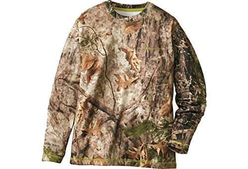 Cabela's Youth Performance Camo Hunting Long Sleeve Shirt by Cabela's