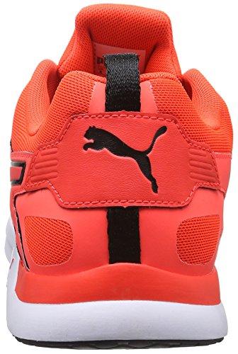 Puma Pulse Xt V2 Ft - Zapatillas de deporte Hombre Rojo - Rot (Red blast-puma black-puma White 01)