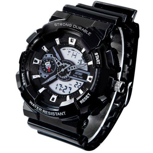 Fashion Digital Multifunction Wristwatch Colours product image