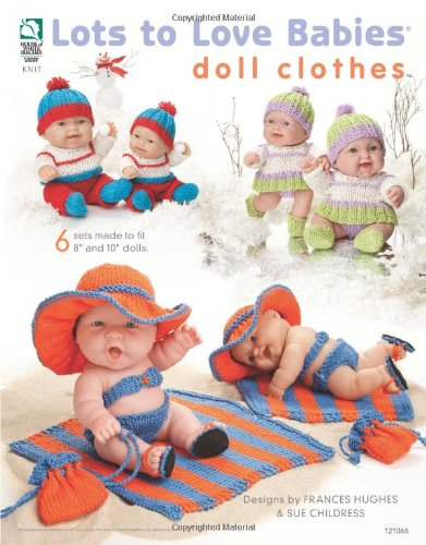 Download Lots to Love Babies® Doll Clothes™ ebook