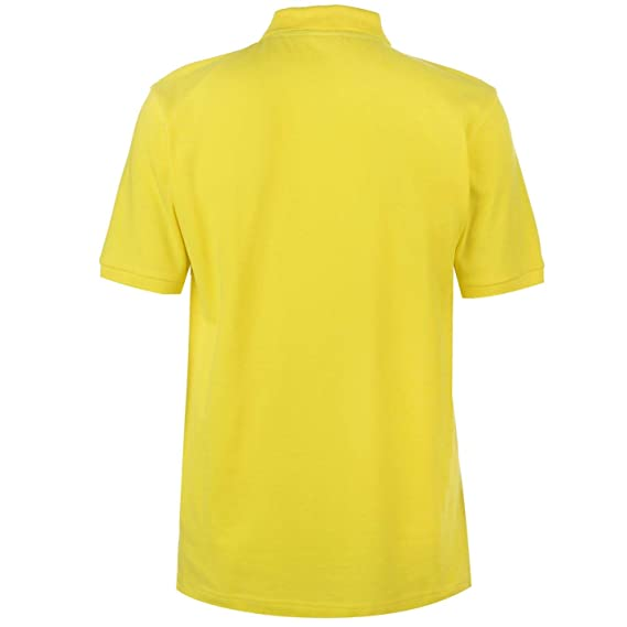Lonsdale Hombre Plain Camiseta Polo Manga Corta: Amazon.es: Ropa y ...