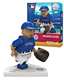 Oyo Sportstoys MLB Texas Rangers Rougned Odor Generation 5 Minifigure, Small, Black