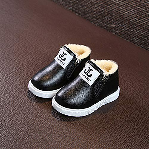 71ff35adc82d OCEAN-STORE-Children-Toddler-Baby-12-Months-6T-Letter-Sneaker-Girls-Boy -Warm-Soft-Anti-Slip-Boot-Shoes