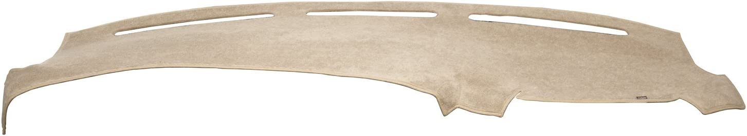 DashMat Original Dashboard Cover Chevrolet and GMC (Premium Carpet, Beige) - 1718-00-23