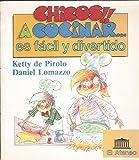 img - for Chicos a Cocinar - Es Facil y Divertido (Spanish Edition) book / textbook / text book