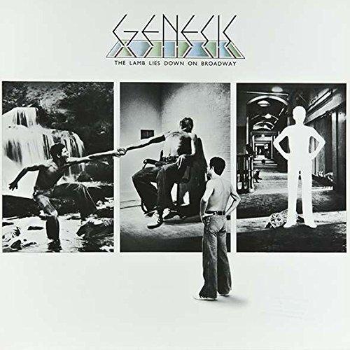 Genesis - The Lamb Lies Down On Broadway - Charisma - 9299 257, Charisma - 6641 226 (Lies Lamb)