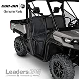 Can-Am New OEM Sleek Sport Fender Flares, Defender, Defender MAX, 715003898