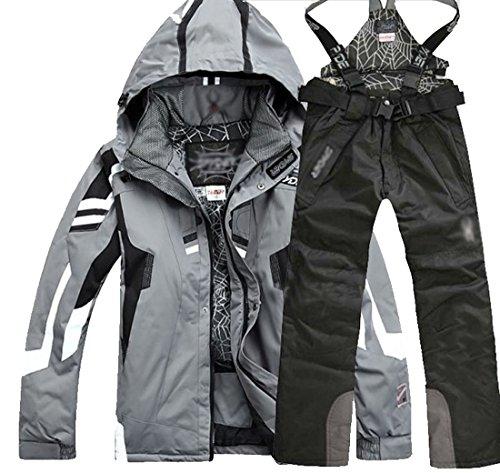 Mens Snowboard Ski Jacket - 7