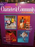 Building Character and Community in the Classroom, Grades 4-6, DuVall, Rick, 1574712241