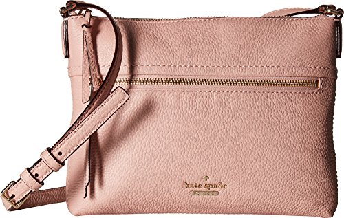 Kate Spade New York Women's Jackson Street Gabrielle Cross Body Bag, Rosy Cheeks, One Size by Kate Spade New York