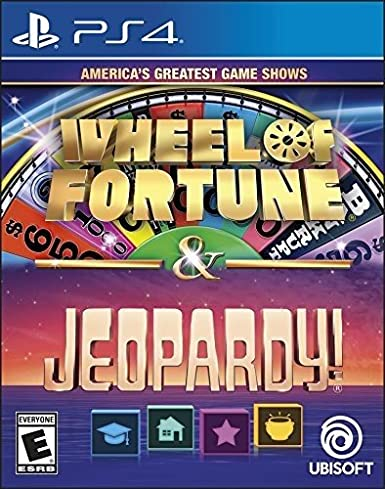 Ubisoft Americas Greatest Game Shows: Wheel of Fortune ...