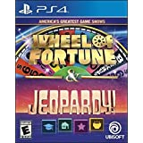 America's Greatest Game Shows: Wheel of Fortune & Jeopardy - PlayStation 4 Standard Edition